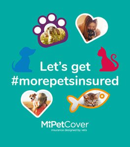 MiPet Cover - Let's get #morepetsinsured